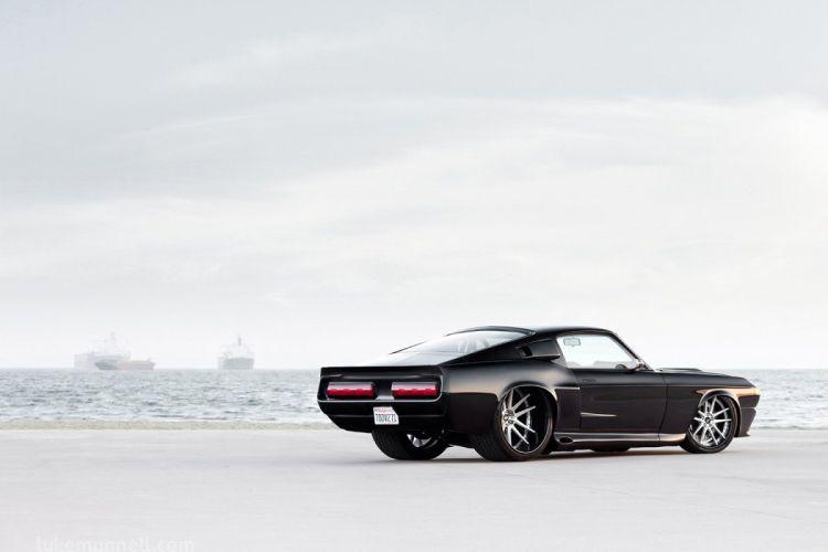 1967 Ford Mustang Fastback wallpaper