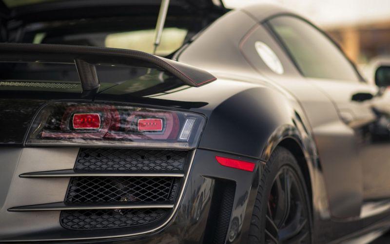 Audi R8 GT Rear wallpaper