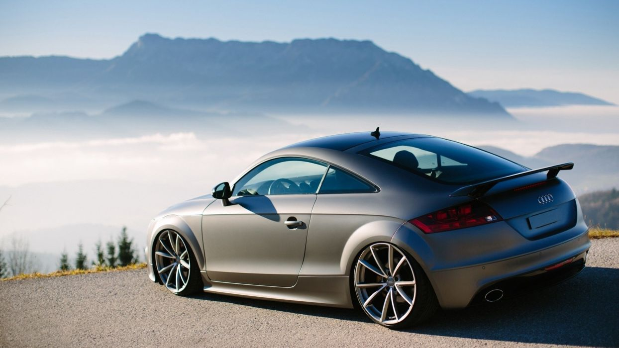 Audi TT Austria wallpaper
