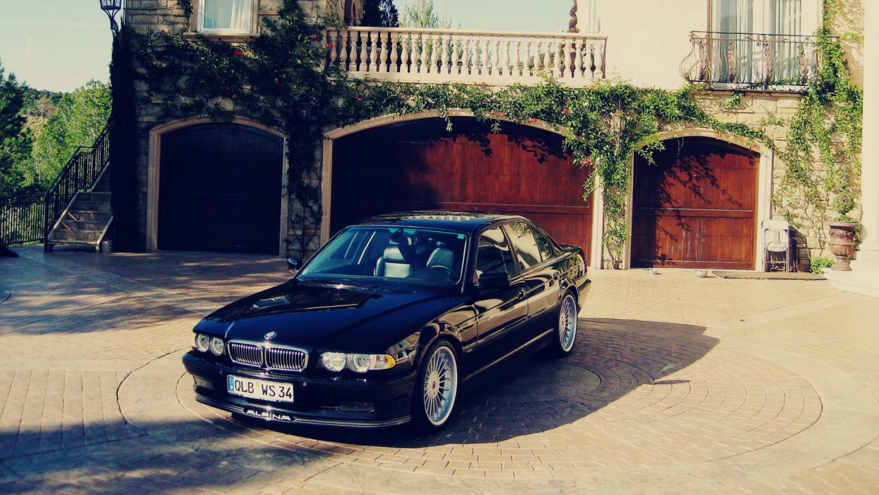 Bmw E38 740 Wallpaper 1920x1080 623230 Wallpaperup
