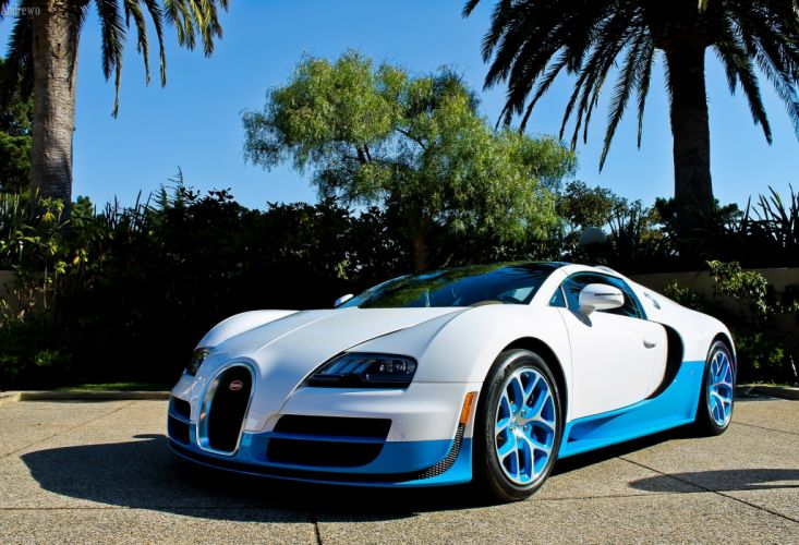 bugatti veyron vitesse wallpaper