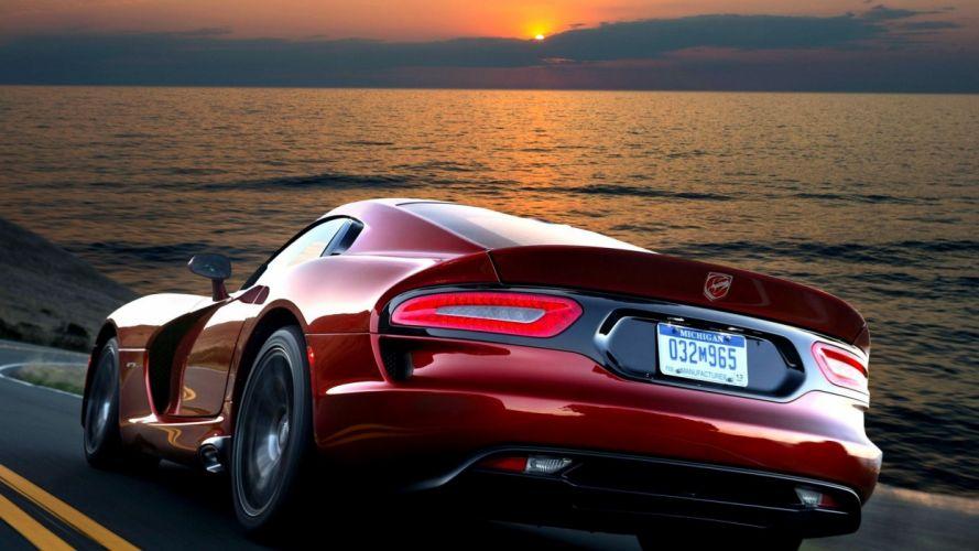 Dodge Viper GTS SRT 2012 wallpaper