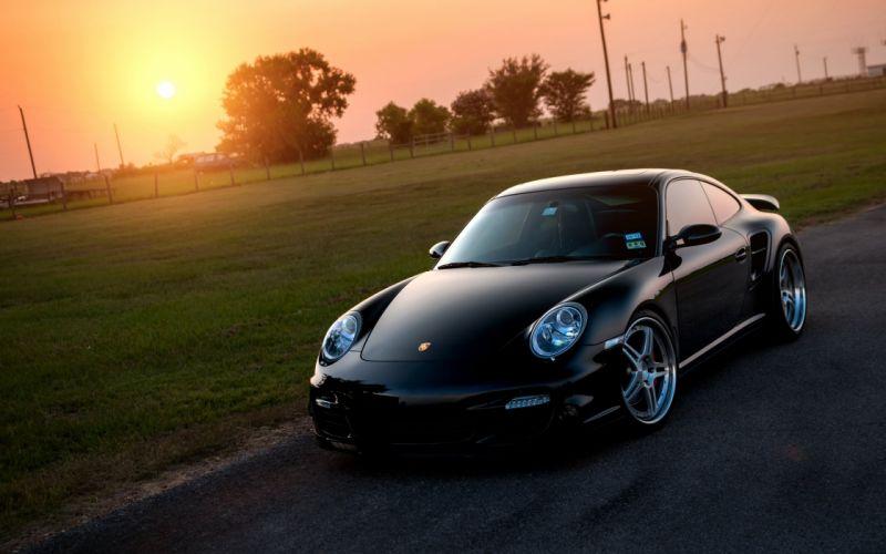 Porsche 911 Turbo wallpaper