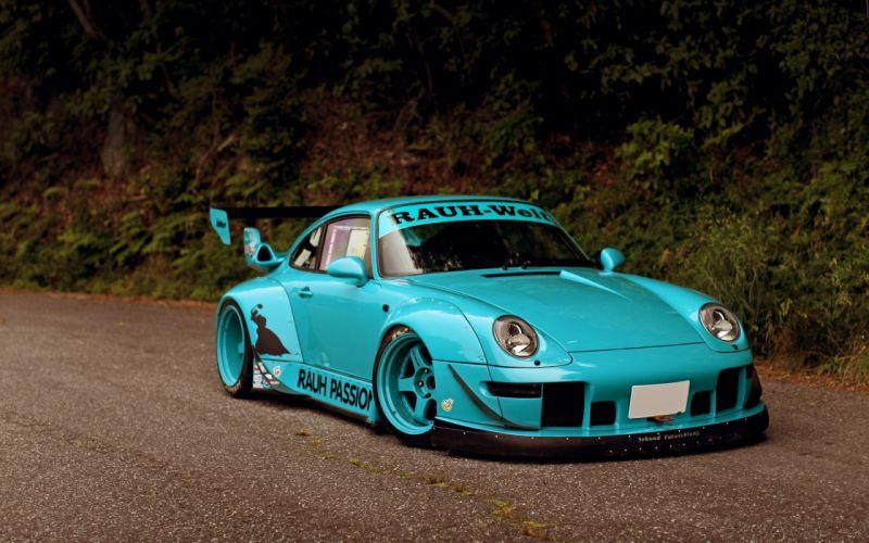 Porsche Carrera 911 wallpaper