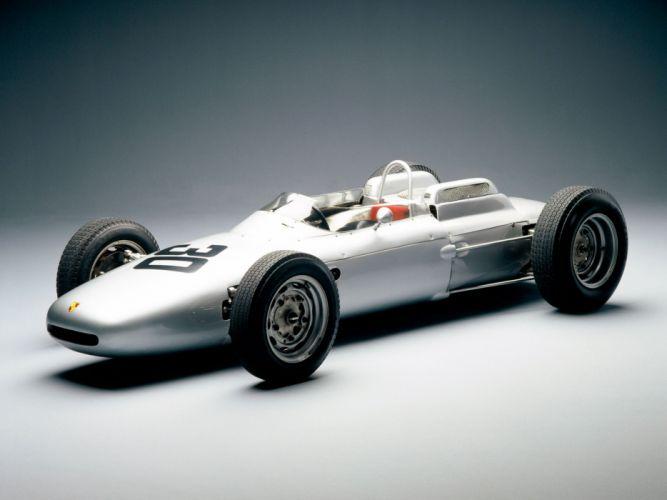 1962 Porsche 804 F-1 formula race racing wallpaper
