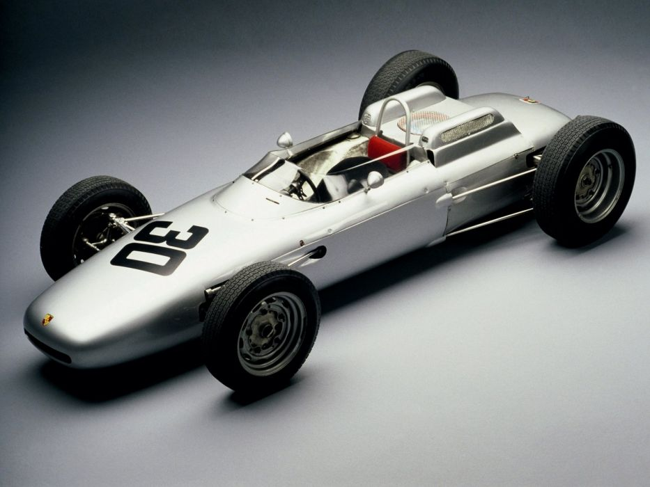 1962 Porsche 804 F-1 formula race racing wallpaper