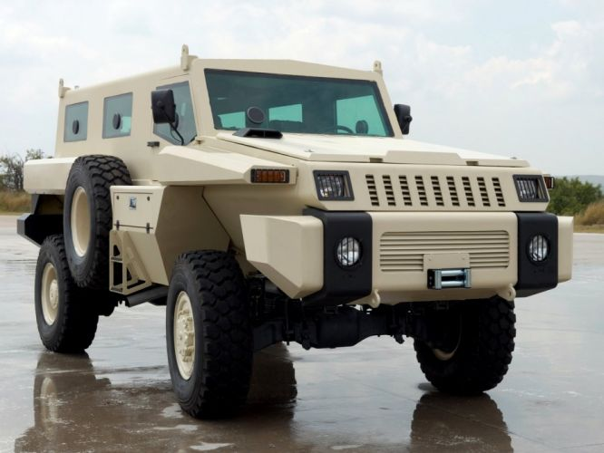 Paramount Group Marauder APC military 4x4 armored wallpaper