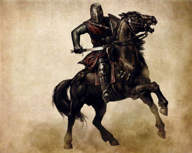 MOUNT AND BLADE medieval fantasy action rpg fighting mmo online 1mblade warrior wallpaper
