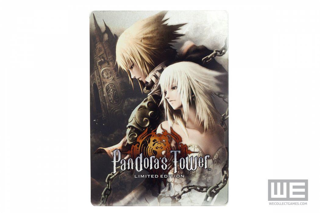 PANDORAS TOWER fantasy action rpg fighting anime 1ptower adventure pandora wallpaper
