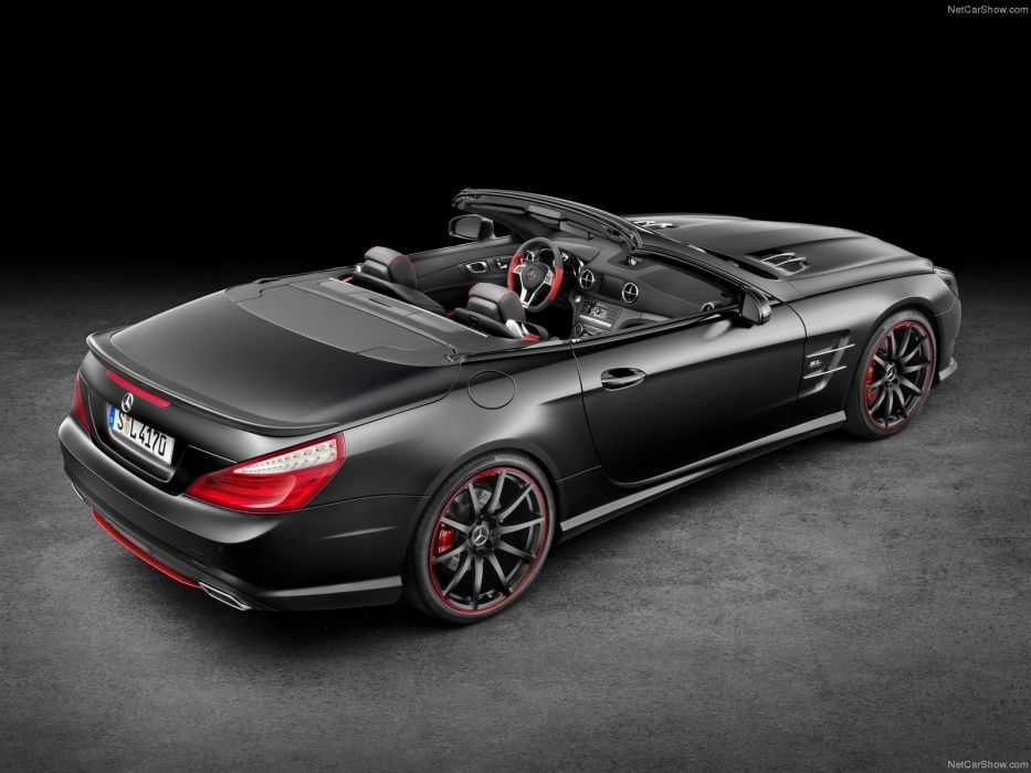 2016 Mercedes Benz S L Mille Miglia 417 Edition cars convertible wallpaper