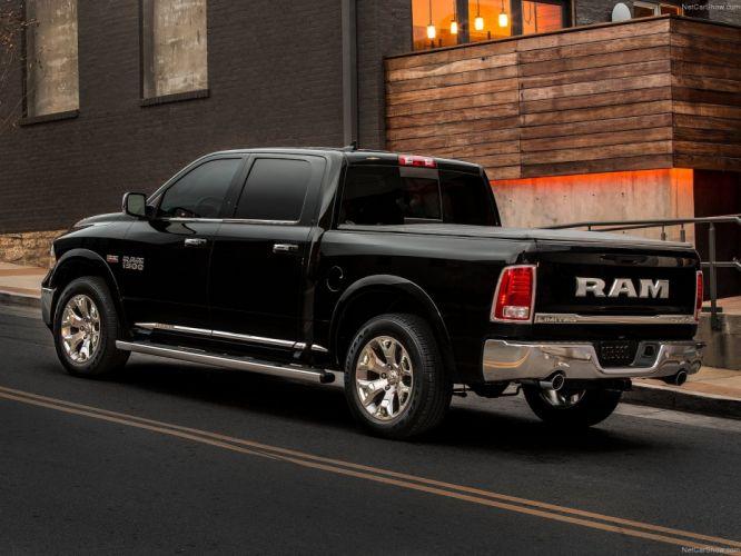 Ram 1500 Laramie Limited 2015 truck cars wallpaper