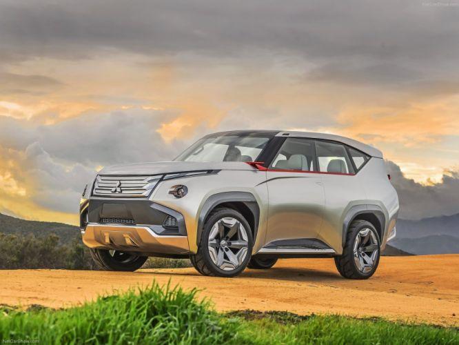 Mitsubishi GC-PHEV Concept cars suv 2015 wallpaper