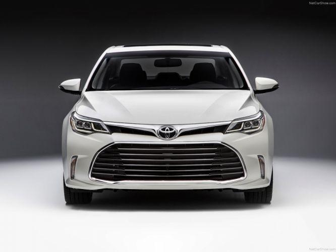 2016 Toyota Avalon cars wallpaper