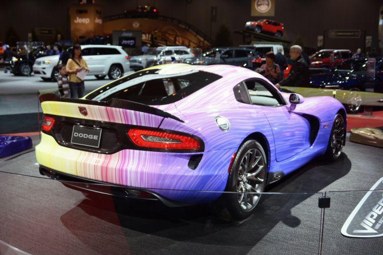 Dodge Viper 2016 coupe cars wallpaper