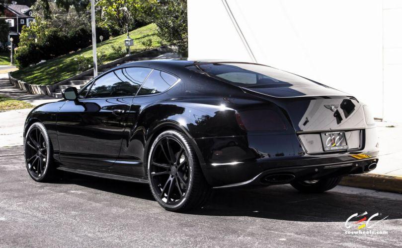2015 cars CEC Tuning wheels Bentley Continental gt Speed wallpaper