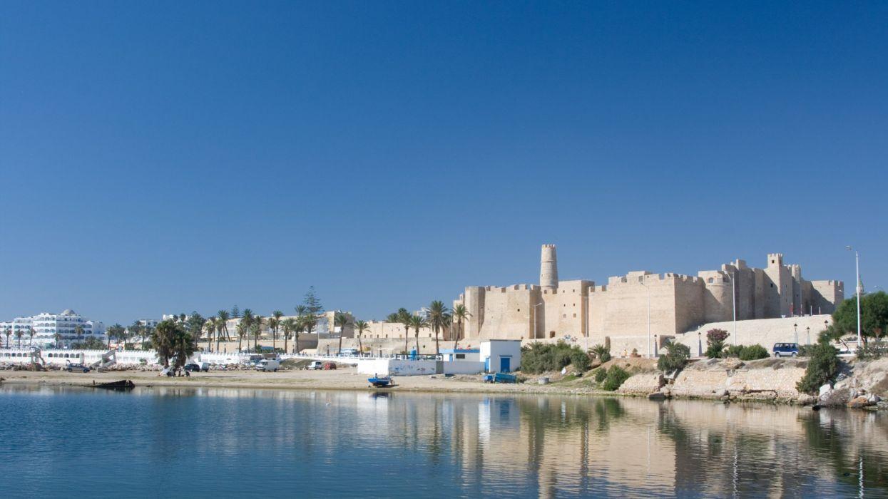 tunez-ciudad-puerto-africa-edificios-ciudad wallpaper