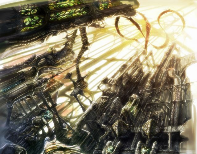 QUANTUM THEORY action shooter fantasy sci-fi 1qtheory apocalyptic warrior wallpaper