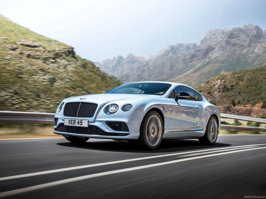 Bentley Continental GT V8-S 2016 cars wallpaper