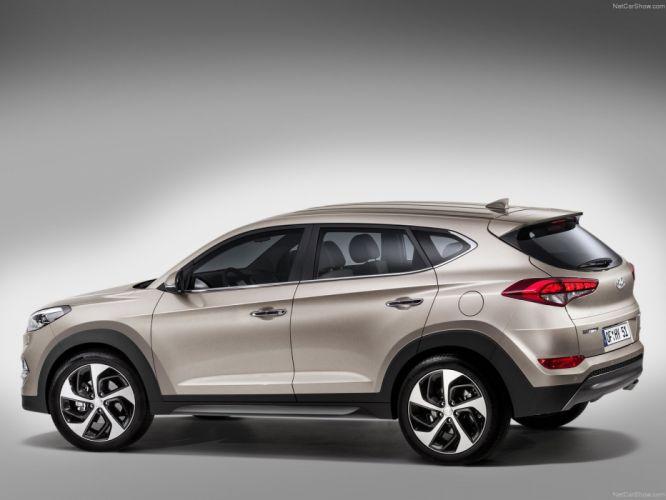 Hyundai Tucson cars suv 2016 wallpaper