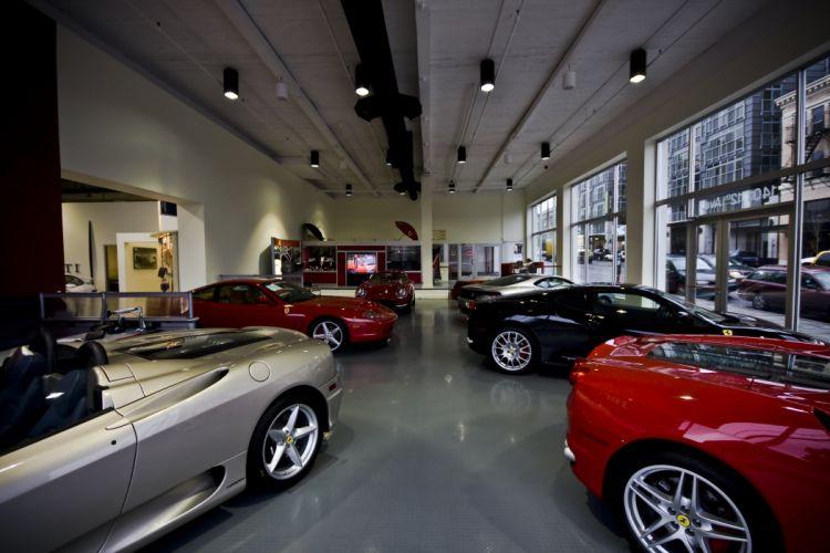 Ferrari Anyone wallpaper