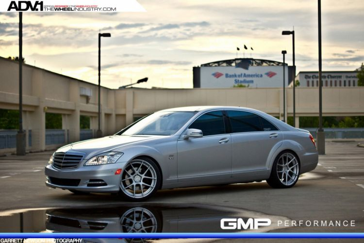 2015 ADV1 Mercedes S600 wheels tuning cars wallpaper
