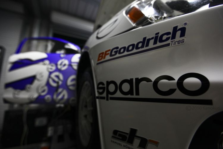 Sparco Evo wallpaper