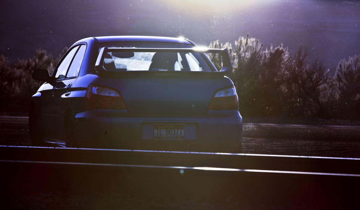 Subaru Wrx wallpaper