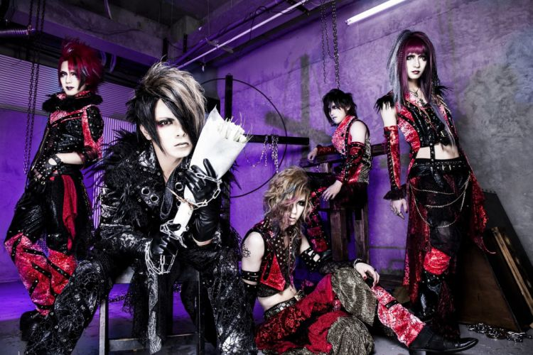 SYNK YET japanese visual kei metal heavy symphonic alternative 1syck progressive power jrock gothic wallpaper