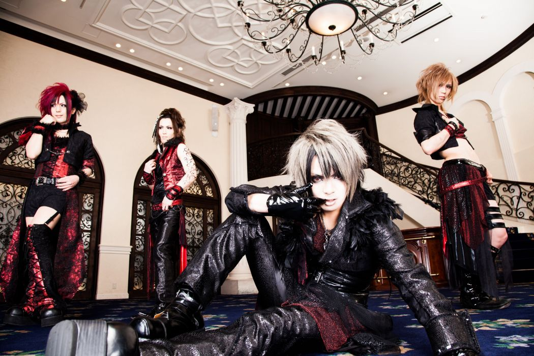 SYNK YET japanese visual kei metal heavy symphonic alternative 1syck progressive power jrock gothic wallpaper