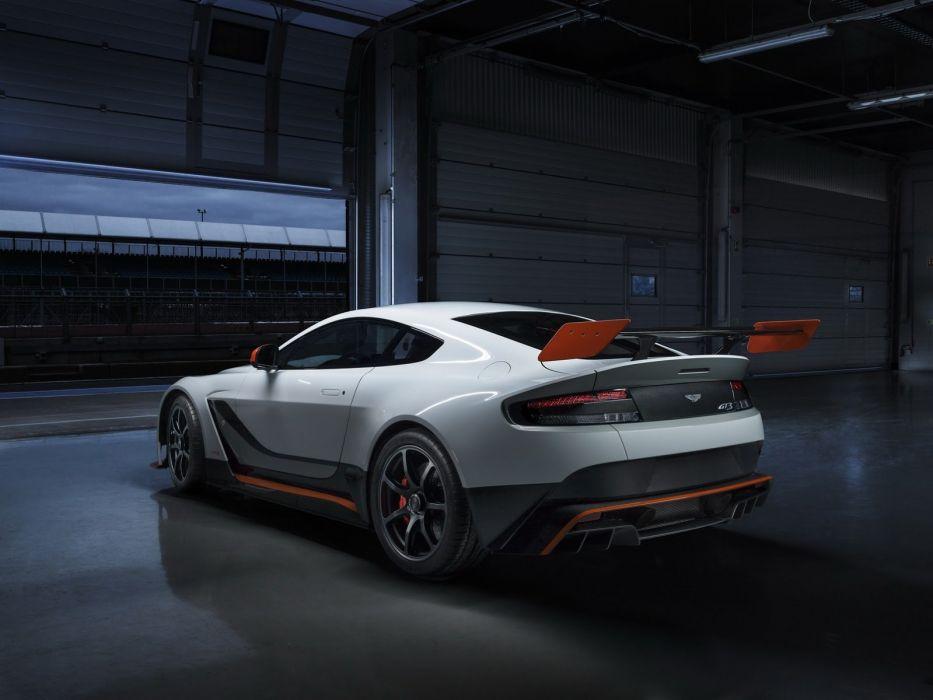 Vantage GT3 Aston Martin cars racecars 2016 wallpaper