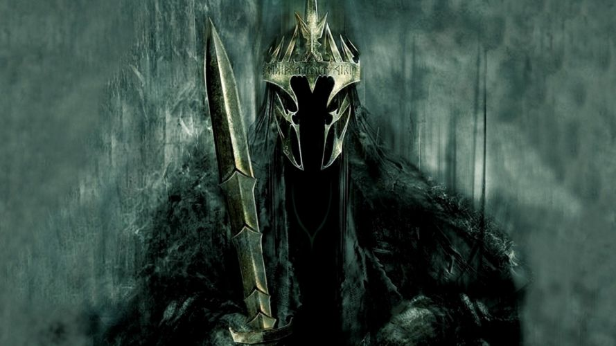 lord of the rings movie art character sword wallpaper