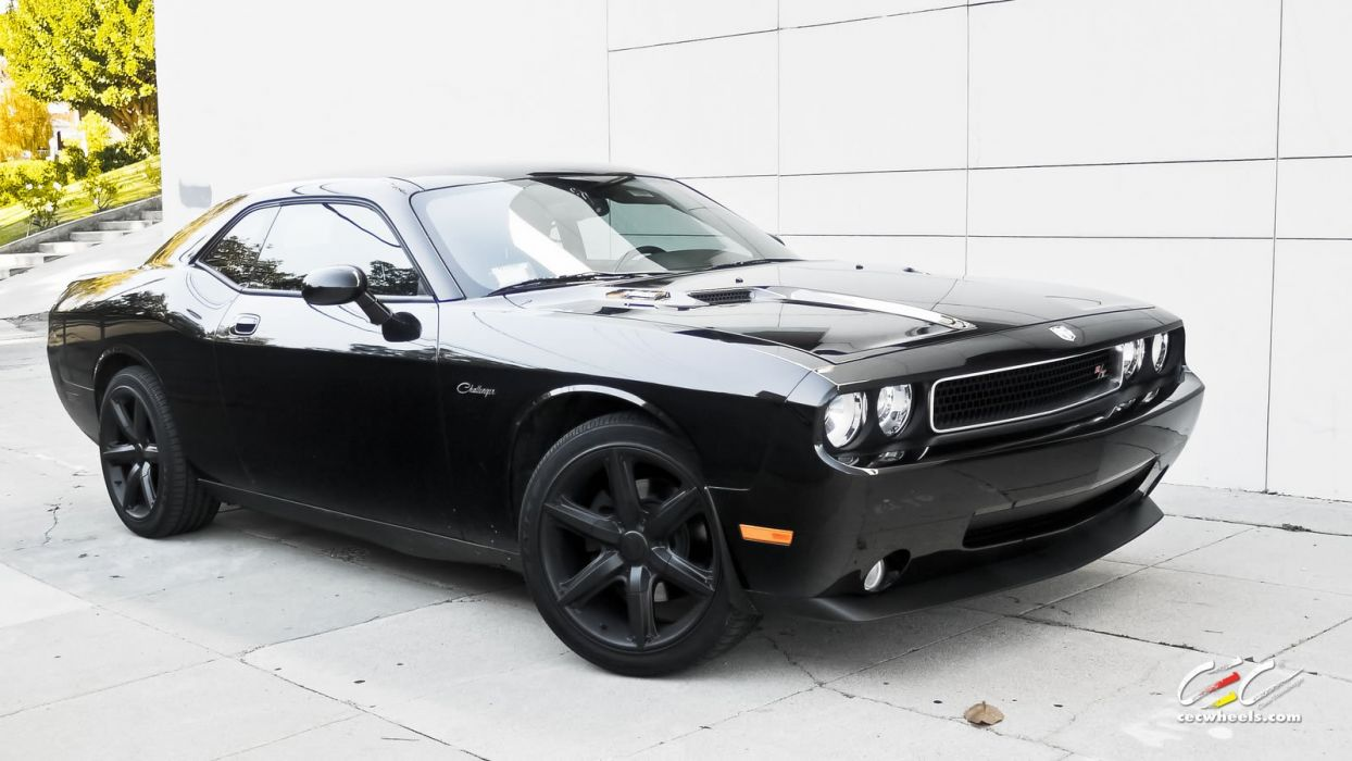 2015 cars CEC Tuning wheels Dodge challenger RT wallpaper