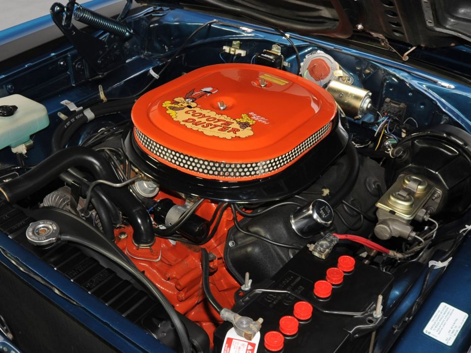 1969 classic muscle plymouth road runner engine moteur wallpaper