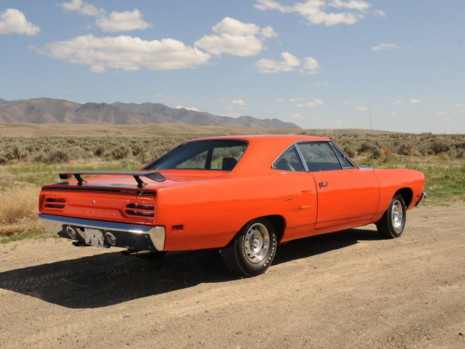 1970 classic muscle plymouth road runner wallpaper
