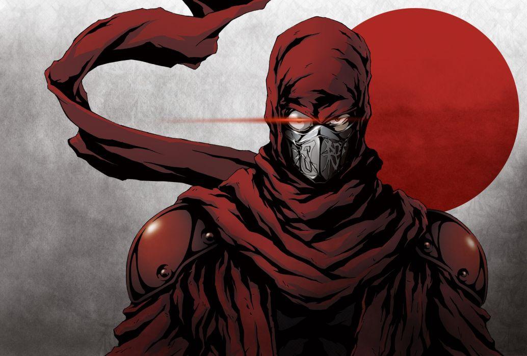 Ninja Slayer Ninjasureiya Sci Fi Cyberpunk Fighting Animation