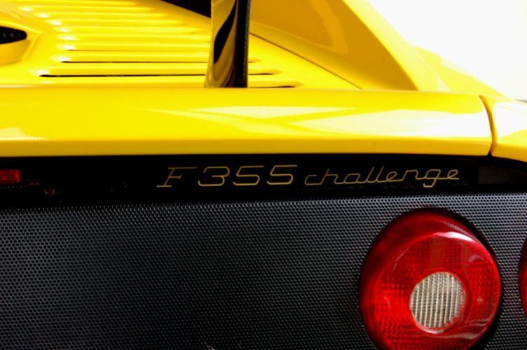 Ferrari 355 Challenge wallpaper
