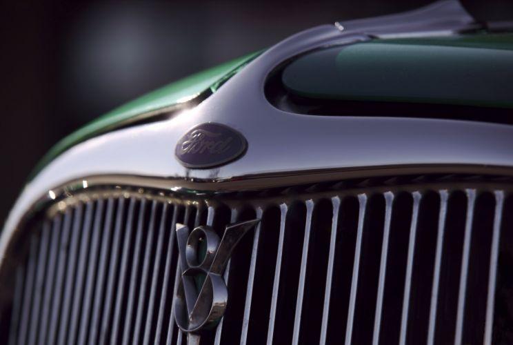 Ford V8 wallpaper