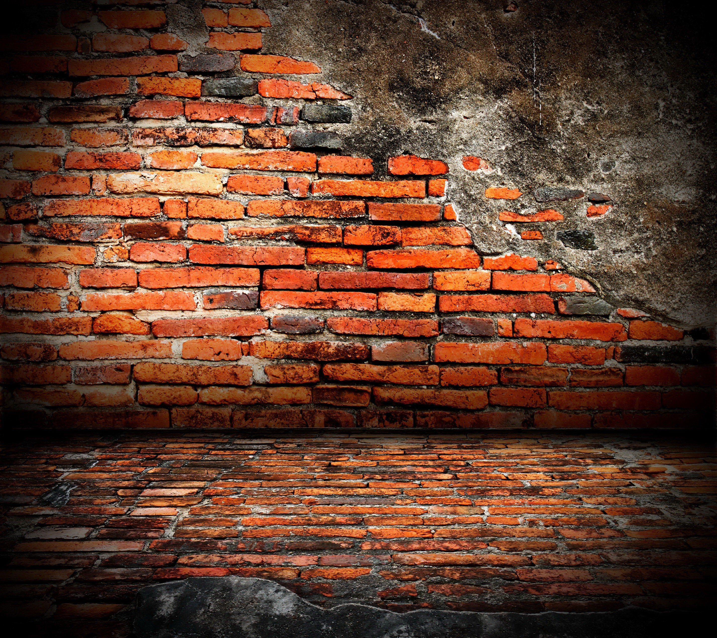 Brick Wall Background Design : Brick wall wallpaper
