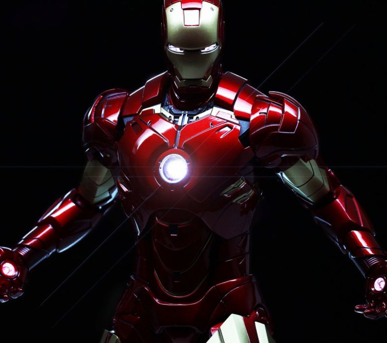Iron Man-wallpaper-10510602 wallpaper