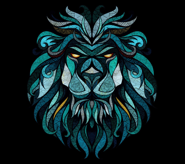 Lion b-wallpaper-10431144 wallpaper   2880x2560   624884 ...
