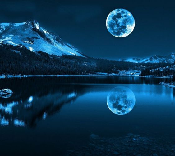 Night Moon-wallpaper-10399421 wallpaper
