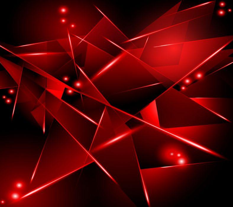 Red Abstract-wallpaper-10381709 wallpaper  2880x2560