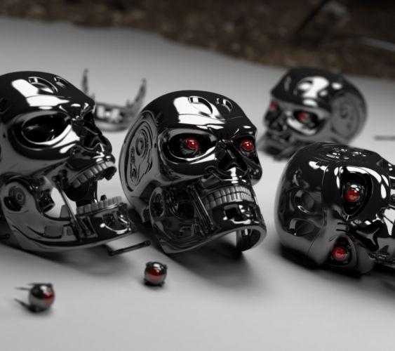 Skulls of Steel-wallpaper-10374112 wallpaper