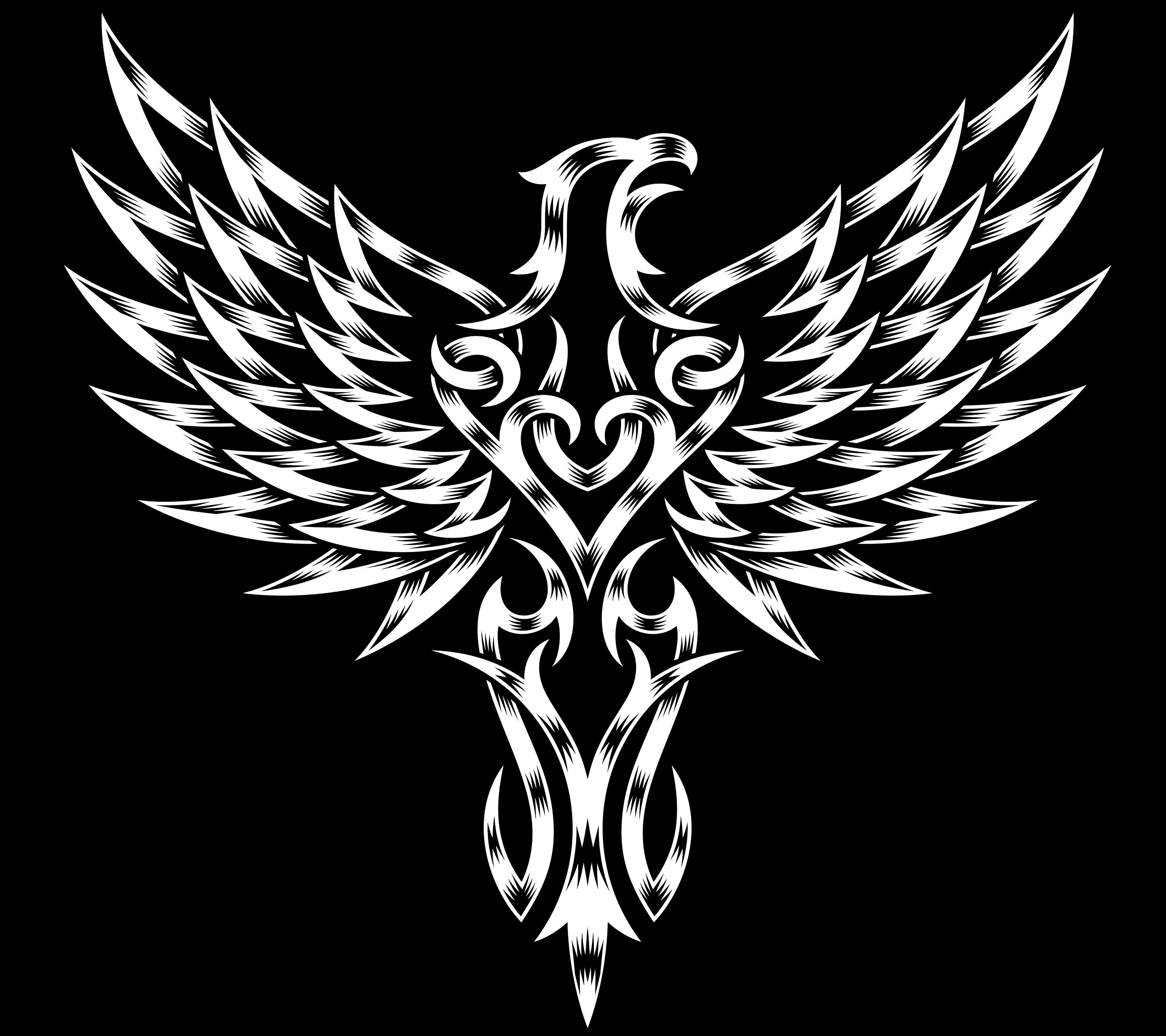 Tribal Eagle Wallpaper 10394970 Wallpaper 2880x2560