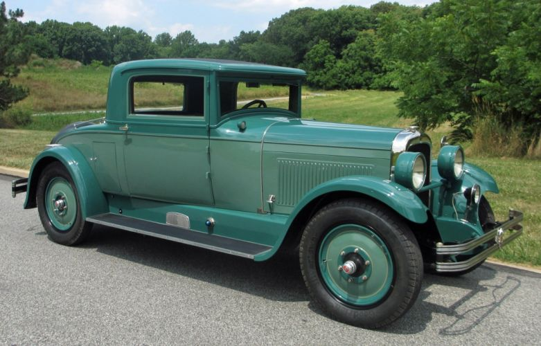 1927 Nash Advanced Six 3Window Rumble Seat Coupe USA 1500x961-01 wallpaper