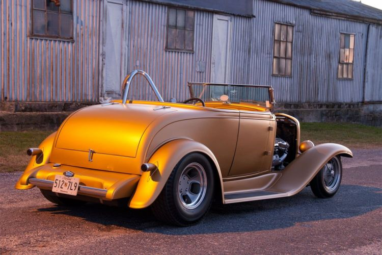 1932 Chevrolet Chevy Roadster Hot Rod Rods Hotrod USA 1500x1000-02 wallpaper