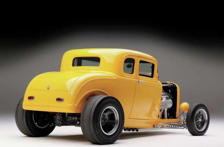 1932 Ford Five Window Coupe Hot Rod ROds Hotrod USA 2048x1340-02 wallpaper