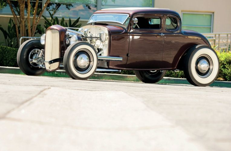 1932 Ford Five Window Coupe Hot Rod ROds Hotrod USA 2048x1340-03 wallpaper