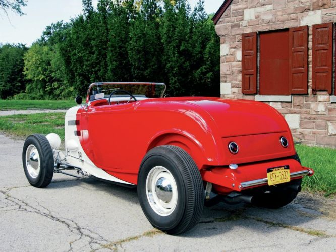 1932 Ford Roadster Hot Rod Hotrod USA 1600x1200-10 wallpaper