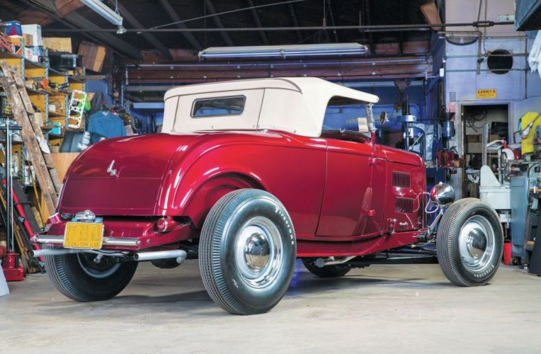1932 Ford Roadster Hot Rod Hotrod USA 2048x1360-16 wallpaper